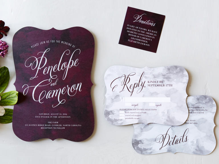 Charlotte Nc Wedding Invitation Trends 2015 Charlotte Weddings