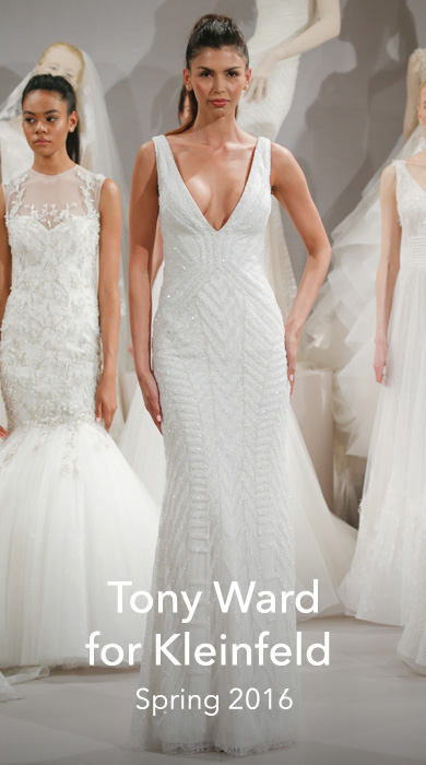 Spring 2015 Bridal - Theia Runway Show